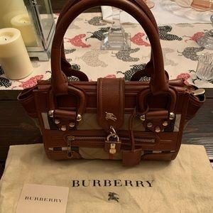 Burberry Mini Manor Bag